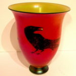 Fields & Fields - Red Raven Vessel