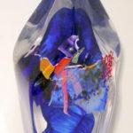 GlassHouse Studio - Magnum Cobalt