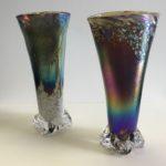 Elaine Hyde - Fan Vases