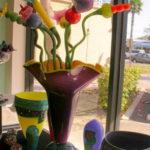 Kliszewski Glass - Amazon Vase