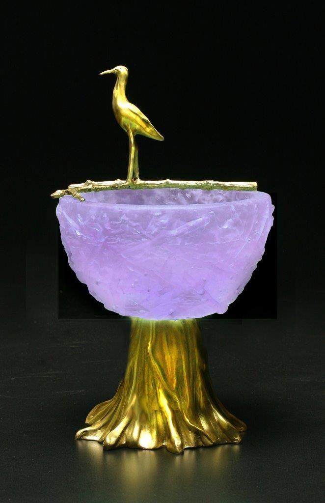 Nest Bowl in Neolavender