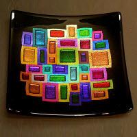 Jane Tivol - Large Square Plate