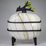 Leppla Glass - Twig & Fence Kyoto Branch Lantern
