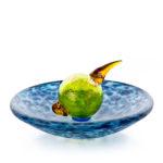 Borowski Glass Studio - Birdbath