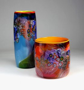 Wes Hunting Glass
