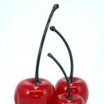 Carlson Arg Glass - Glass Cherries 1