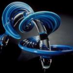 Vitrix Hot Glass Studio - Heechee Blue