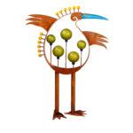 Borowski Glass Studio - Lucky Bird