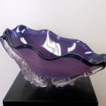 Taylor Backes Studio - Purple Octo Bowl