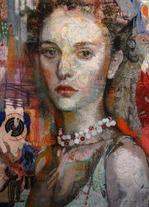 Artist Charles Dwyer Rainbow