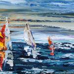 Maya Eventov - Sailboats