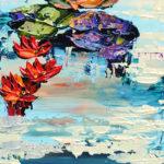 Maya Eventov - Untitled Lillies II