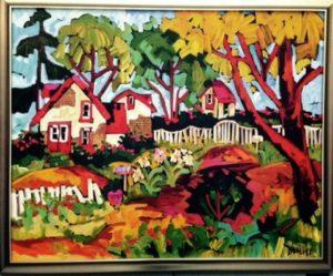 MARIE CLAUDE BOUCHER ART