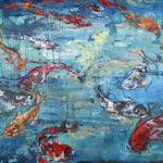 Maya Eventov - Koi Fish