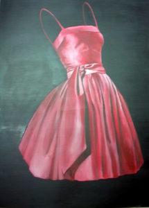 Artist Sarah Atkinson
