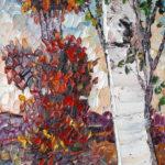 Maya Eventov - Small Tree Landscape