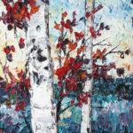 Maya Eventov - Small Tree Landscape II