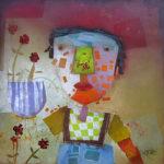 Terri Hallman - Flower Pot 182346