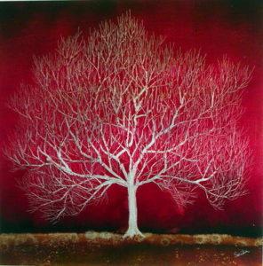 Nakisa Seika - Grove Red