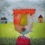 Terri Hallman - Two Houses 179905