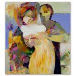 Paintings by Hessam Abrishami