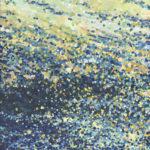 Margaret Juul - Glistening Tide Over Rocks