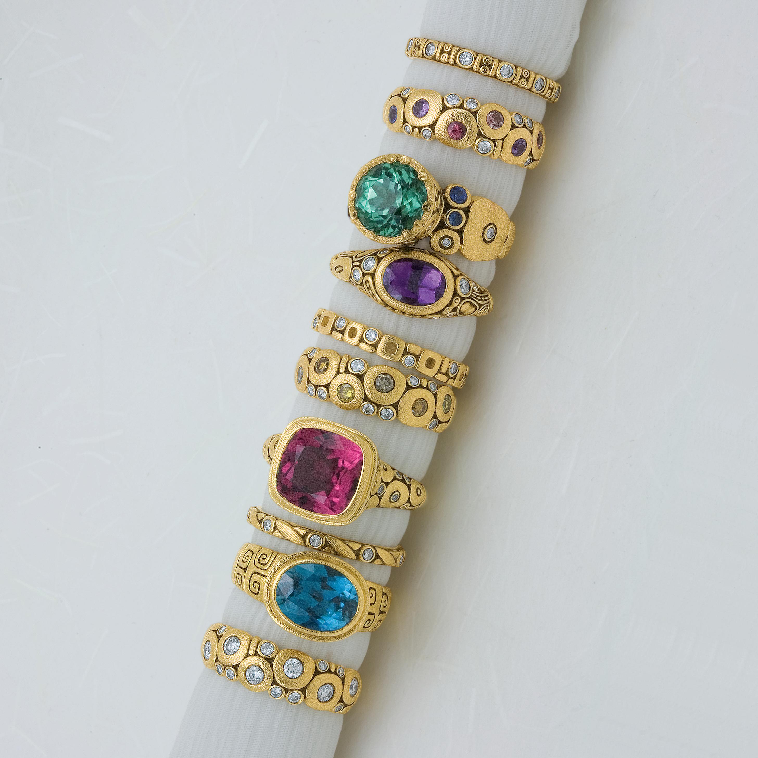 Jewelry by Alex Sepkus