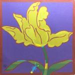 Michael Vollbracht - Yellow Flower with Bug