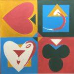 Michael Vollbracht - Heart and Spade