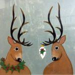 Michael Vollbracht - Reindeer Ornament