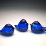 Henrietta Jill - Cobalt Birds