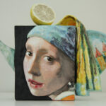 Noi Volkov - Girl with a Pearl Earring