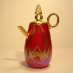 Elaine Hyde - Red Teapot