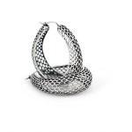 Rachel Atherley - Snakeskin Hoop