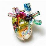 Tropical Iceberg Glass - Human Heart 1