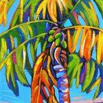 Coconut Jazz in Blue