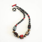 Julie Powell Designs - Tumbling Dice Necklace