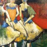 Helen Zarin - Dancers