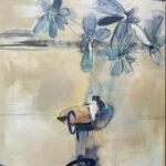 Helen Zarin - Fleurs Abstracto XIX