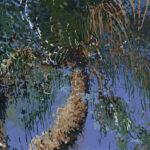 Margaret Juul - Palm Reflecting