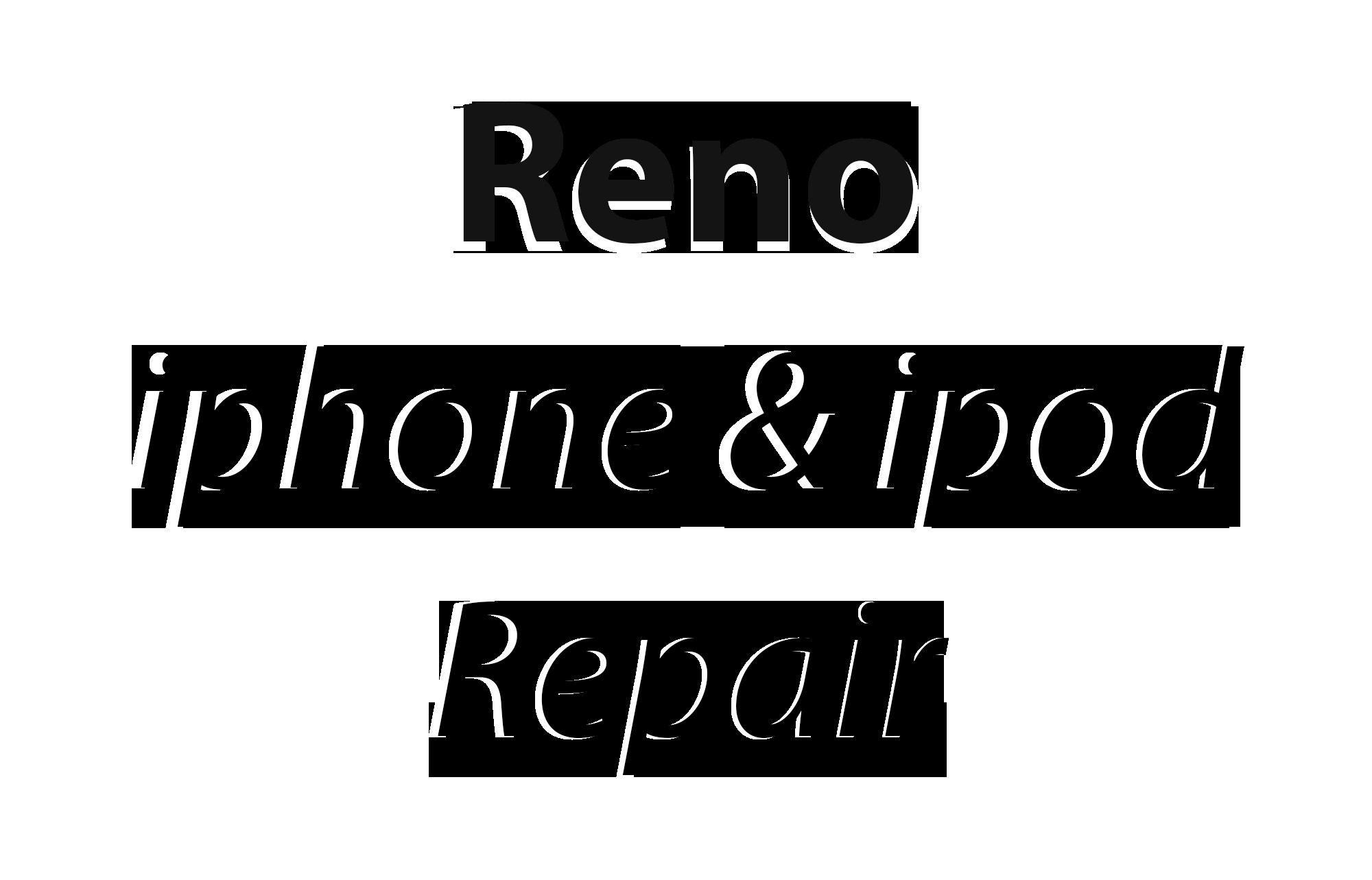 Reno Iphone Ipod Repair