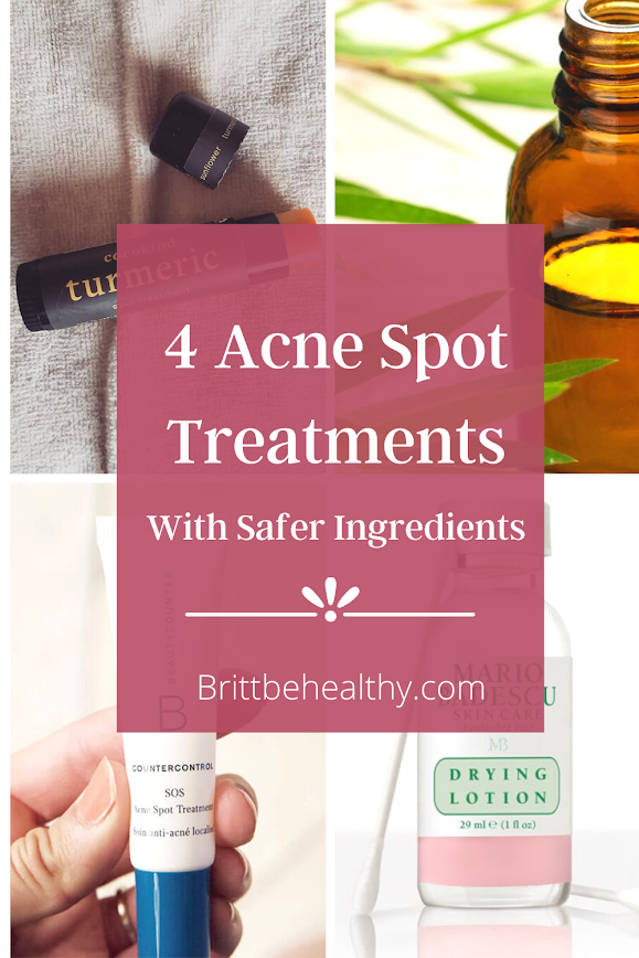 acne spot treatments