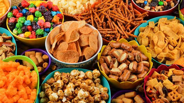 Processed foods bad for the gut
