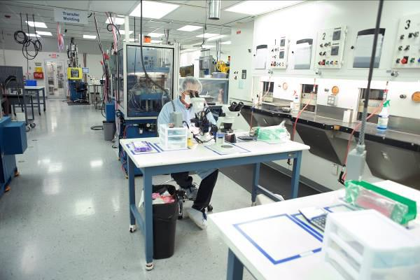 Facility Qualification and Validation Clean room at ProMed