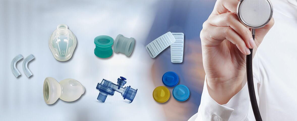 Medical-Grade Liquid Silicone Rubber