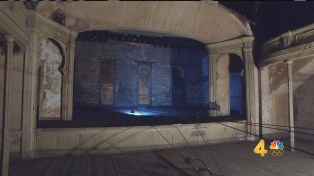 Ghosts Still Haunt the Stage at Antoinette Hall
