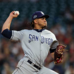 Is Dinelson Lamet the San Diego Padres ace?
