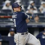"Padres' Ty France no stranger to ""grinding it out"""