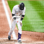 Joey Lucchesi struggles early as Rockies tie series against Padres