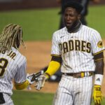 Padres make a statement in 7-2 victory over the Dodgers